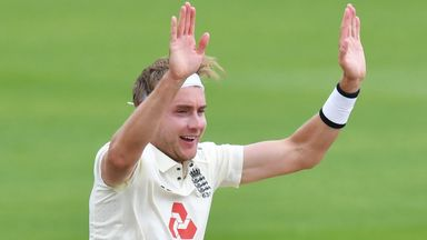 'Broad could be last fast bowler to 500'