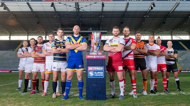 Super League returns with bumper August