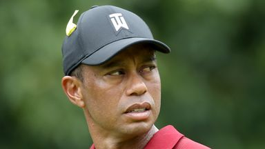 'A surprise if Tiger contends at PGA'