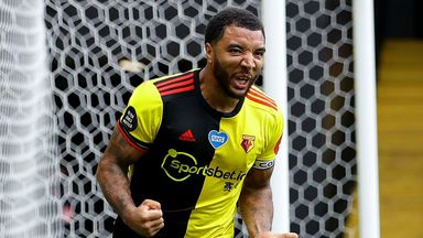 Tottenham's striker search