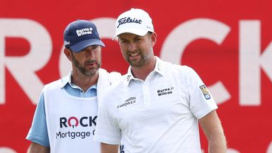 Round of the day: Webb Simpson