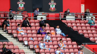 Government issues guidance for fans' return