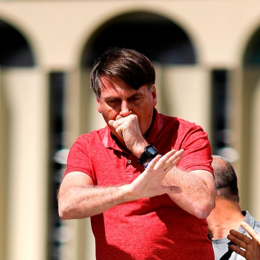 Nine times Jair Bolsonaro dismissed the severity of COVID-19