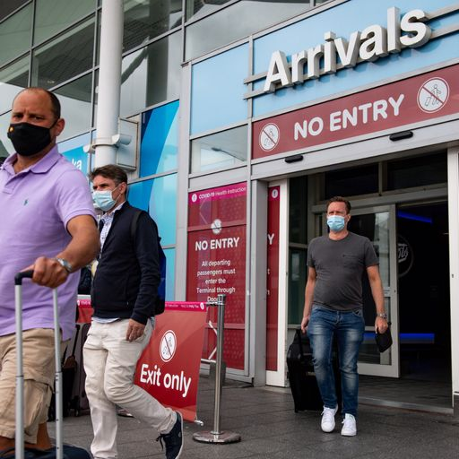 Coronavirus: Why do UK and Spain disagree over quarantine?