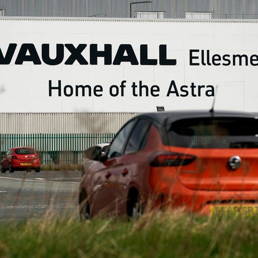 Why the future for Vauxhall's Ellesmere Port factory looks bleak