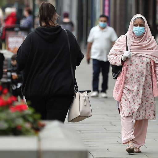 Eid celebrations toned down in Oldham as COVID spike brings a tighter lockdown