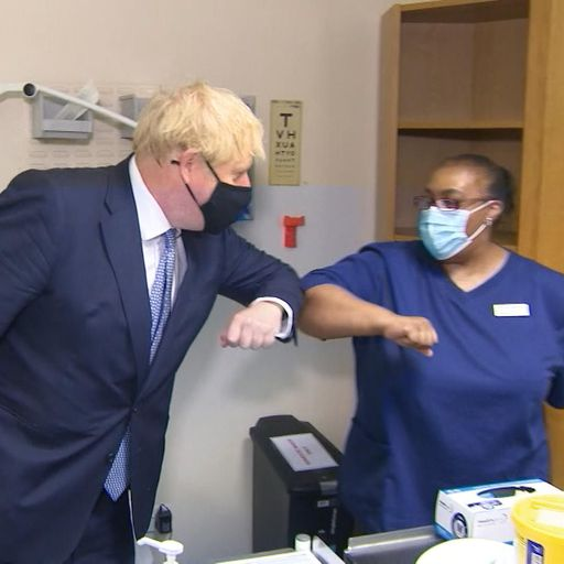 Boris Johnson: I owe coronavirus doctors and nurses my life after treatment