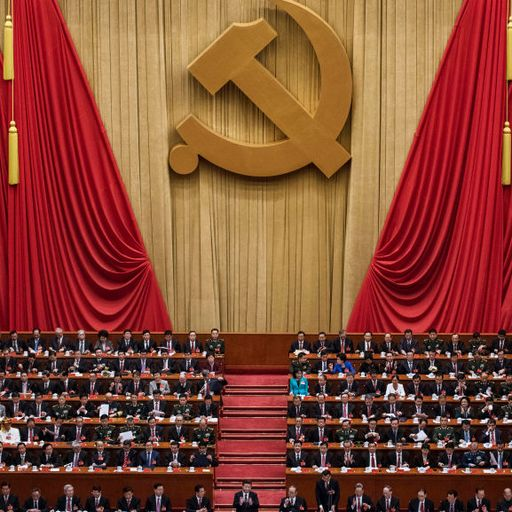 China 'trying to influence elite figures in British politics'