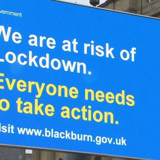 What is an 'area of intervention - and does it mean a local lockdown?