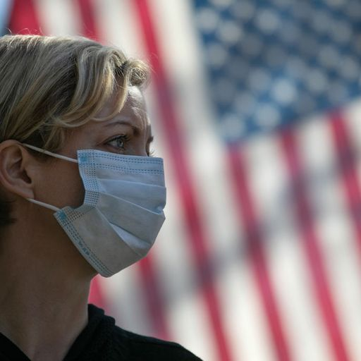 US deaths could be 28% higher than official figures, warns study