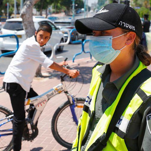 Israel reimposes lockdown measures after virus spike