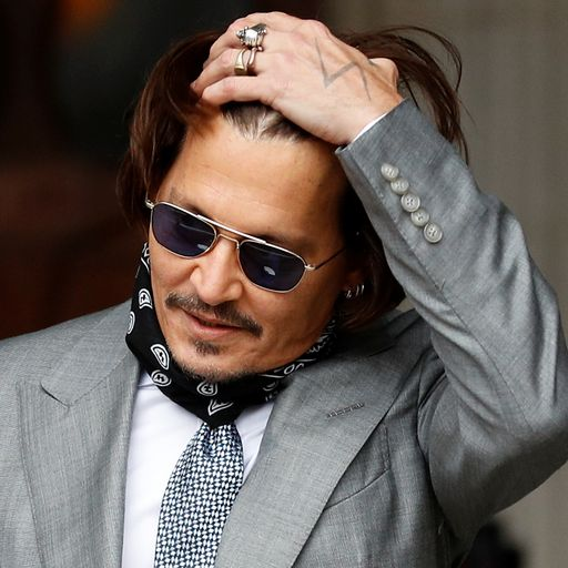 Johnny Depp libel trial: Catch up on what happened on day eight