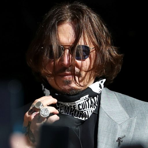 The key points from Johnny Depp's permission to appeal hearing