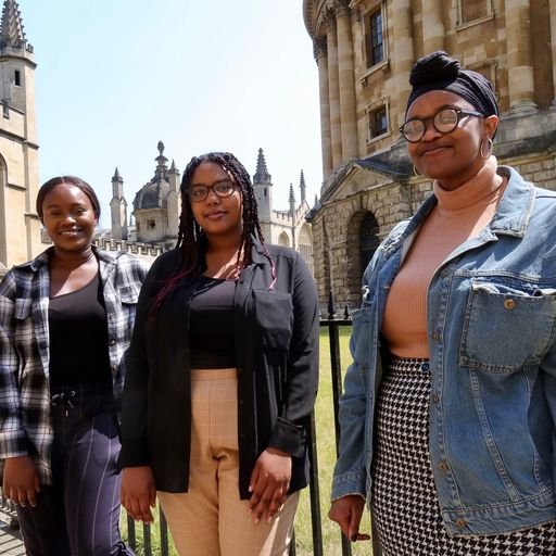 Three students on being black at one of Britain's leading universities