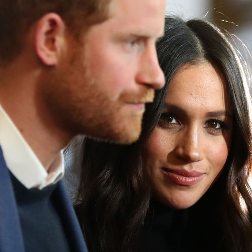 Twelve things we've learned about Harry and Meghan from new book