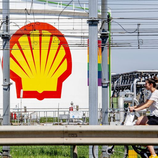 Shell reveals financial scars of COVID-19 economic slump