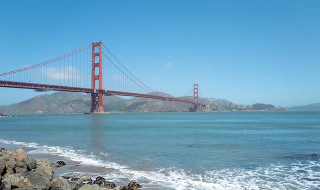 Golden Gate Bridge: Officials take action over 'screeching' noise after repair work