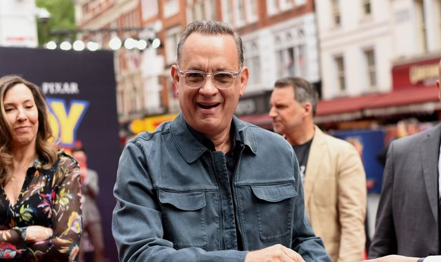 Coronavirus: Tom Hanks says he doesn't have 'much respect' for those who won't wear masks