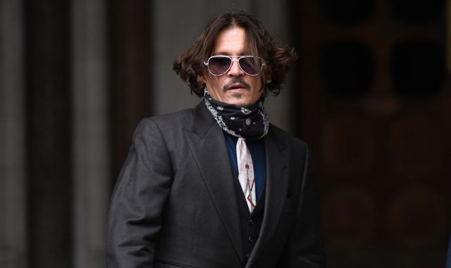 Johnny Depp libel trial: Audio released of 'Hollywood star groaning on private plane'