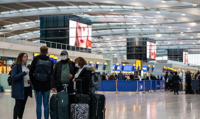 Coronavirus: European countries disapprove of people from the UK travelling there