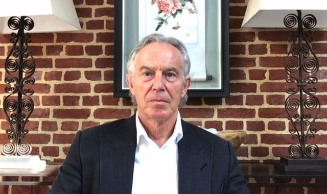 The World Tomorrow: Former PM Tony Blair warns a second coronavirus wave would be a 'serious, serious problem'