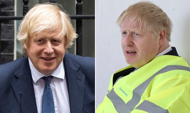 Coronavirus: After a pub trip and a trim, PM urges Britons not to 'stuff this up'