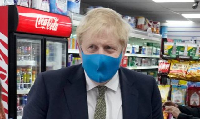 Coronavirus: Boris Johnson tells Britons to go back to work and hints at stricter face mask rules