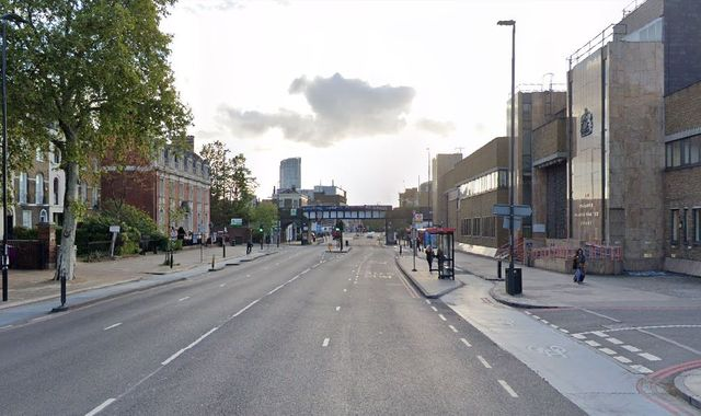 Pedestrian dies after hit-and-run in east London as police search for cyclist