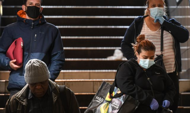 Coronavirus: Airborne transmission of COVID-19 cannot be ruled out, says WHO