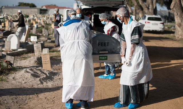 Coronavirus: South Africa bans alcohol sales to free hospital beds for COVID-19 patients