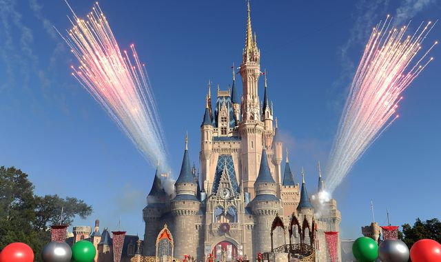 Disney World Florida re-opens - but there won't be fireworks or parades
