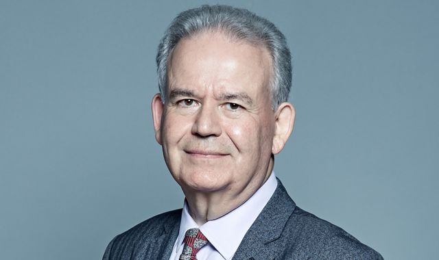 Dr Julian Lewis has Tory whip removed after running against PM's security committee chair pick