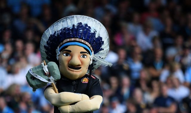 Exeter Chiefs rugby union club to consider changing its 'harmful imagery and branding'