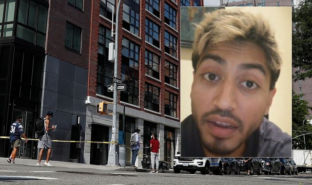 Fahim Saleh: Tech entrepreneur 'found dismembered' in luxury New York City apartment