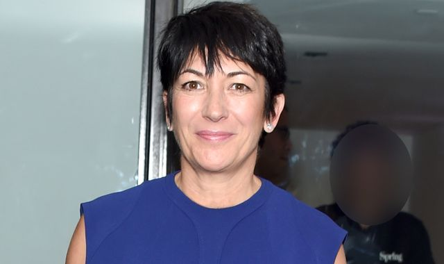 Ghislaine Maxwell: Epstein's ex-lover made to wear paper clothes in New York jail over suicide risk