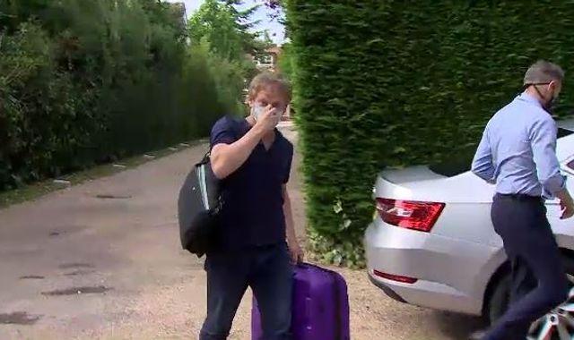 Coronavirus: Transport Secretary Grant Shapps defends Spain quarantine as he returns from trip
