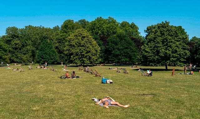 UK temperature records show 'increasing impact' of climate change