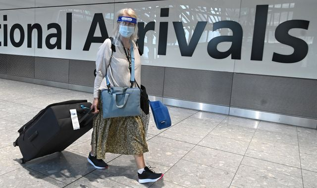 Coronavirus: Quarantine blamed for 10% hit to Heathrow passengers