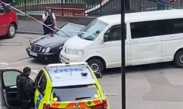 Islington shooting: Man shot dead in broad daylight in London