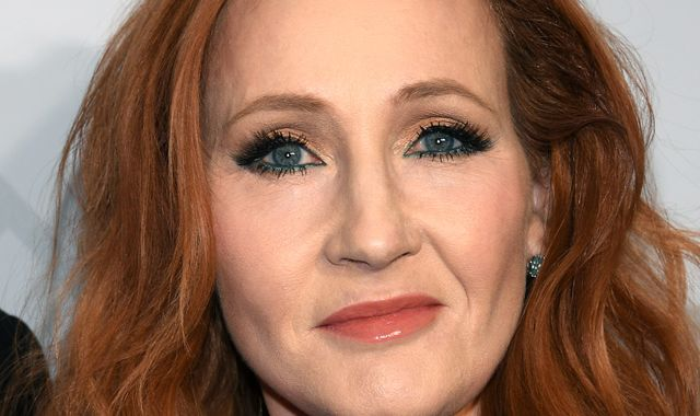 JK Rowling criticised for 'condescending' and 'transphobic' tweets
