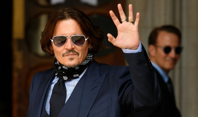 Johnny Depp's security guard sent in to 'extract the boss' during 'ruckus' with Amber Heard, court hears