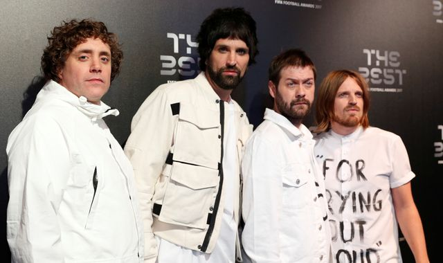 Kasabian say they are 'heartbroken' and that Tom Meighan misled fans after assault charge