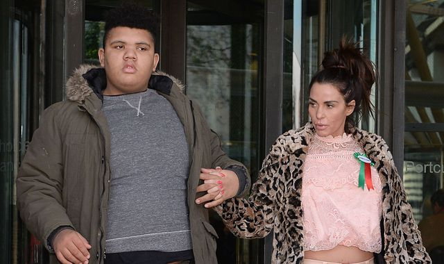 Katie Price: Ex-model tells MPs of 'disgusting' online abuse her son receives as she calls for 'Harvey's Law'
