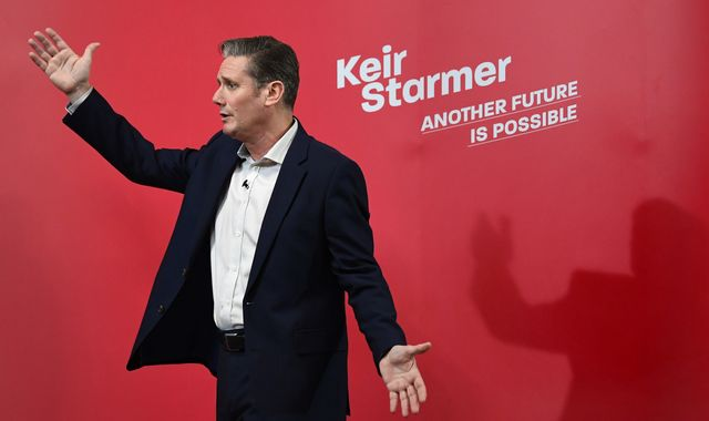 Starmer's first 100 days: Labour leader seen as clean break from Corbyn - poll