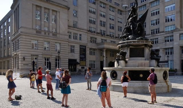 Black Lives Matter: The sinister history of slave trade behind Liverpool's magnificent monuments