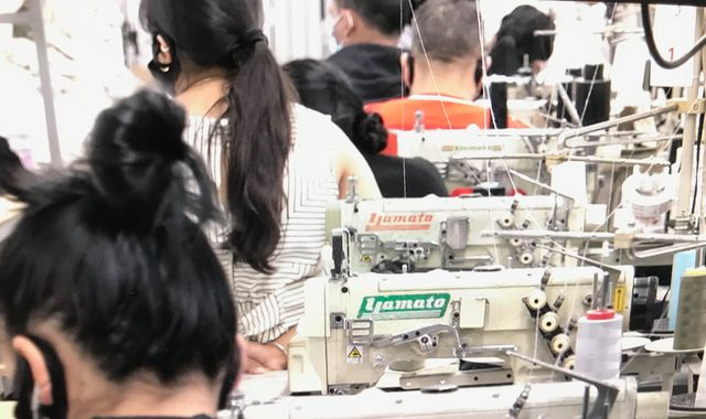 Leicester: Up to 10,000 could be victims of modern slavery in textile factories