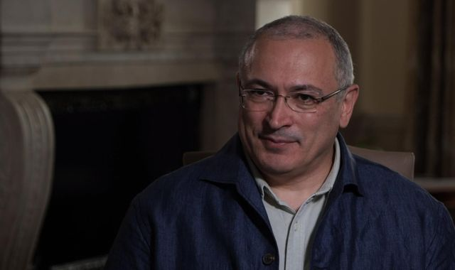 Mikhail Khodorkovsky: Exiled Russian oligarch calls vote giving Putin power until 2036 a 'total fraud'