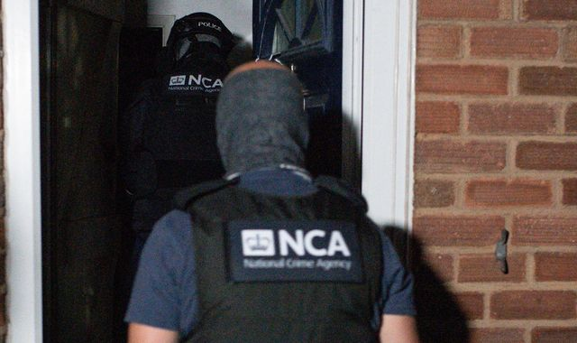 EncroChat: Recovered messages 'show organised crime bosses fear' elite National Crime Agency, police say