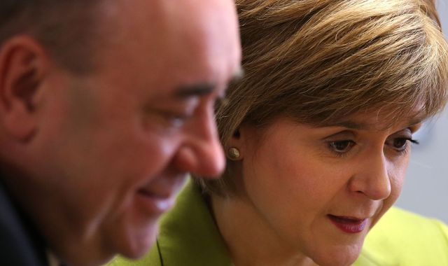Nicola Sturgeon: First minister investigated after claims she misled parliament about Salmond meetings