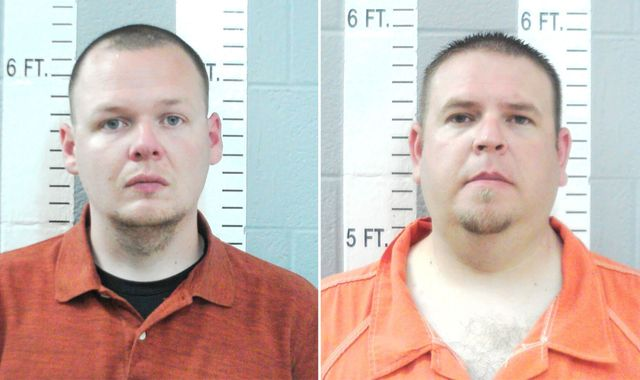 Two Oklahoma police officers charged with murder of man 'who was tasered 50 times'
